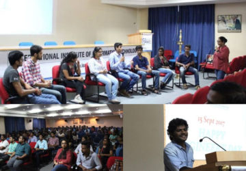 Panel Discussion Organized by IEEE
