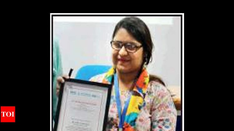 Chhabria award for two women – Times of India