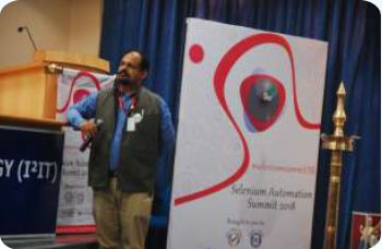 selenium campus event