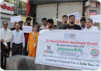 social event road safety
