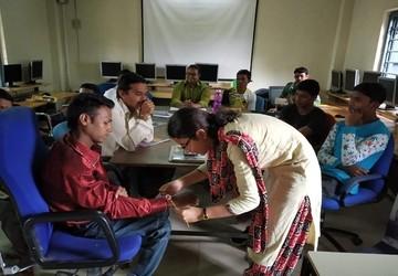 CII-Yi students celebrate Rakshabandhan