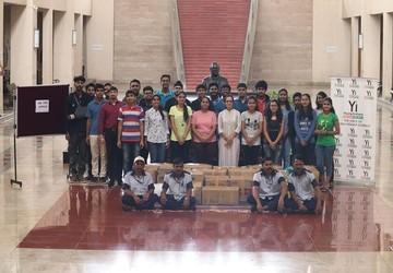 I²IT donates to the Kerala Flood Victims