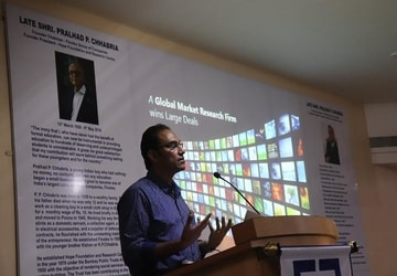 Mr. Dinanath Kholkar speaks about Industry 4.0