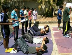 First Year Physical Education Exam 2016-17 Pic. 1