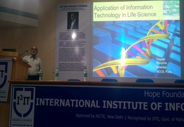 Application of Information Technology in Life Sciences
