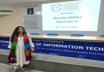 Session on Emotional Quotient with Shubika Bilkha
