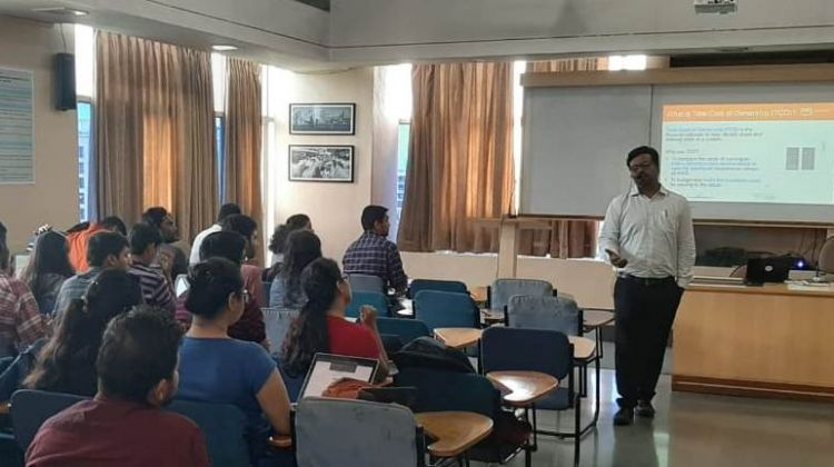 Inauguration Ceremony of AWS Cloud Foundations Course in association with AWS Academy