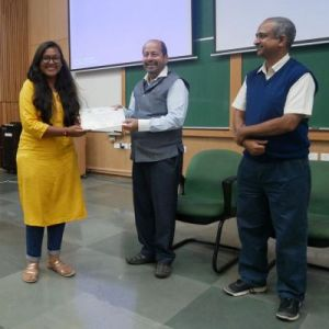 Congratulations Bhavna Chawan (BE-IT)